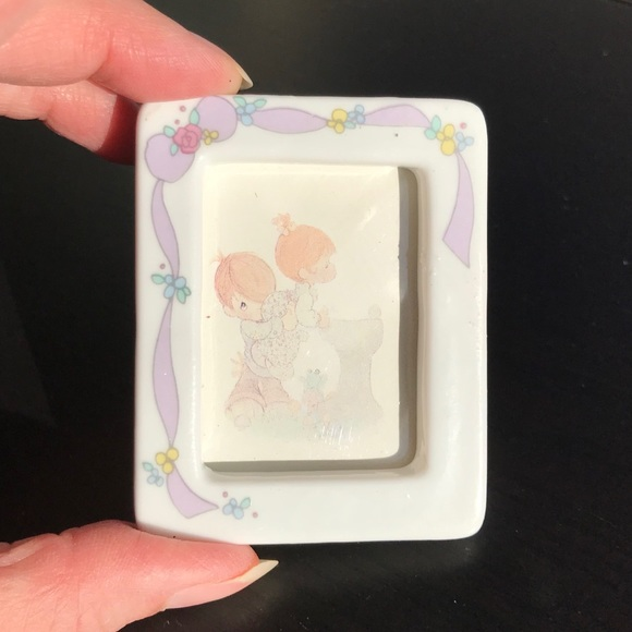 Precious Moments Vintage Mini Frame 1990